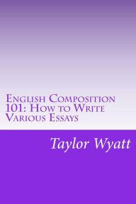 How to write a thesis hsc english